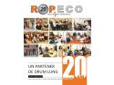 Criterii de performanta. ROPECO BUCURESTI - 20 de ani de succes si performanta pentru clientii de top