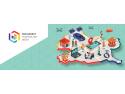 Bucureștiul devine locul de joacă al tehnologiei în luna mai