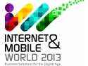 mobile   iot. Internet and Mobile World 2013 - editie cu dubla anvergura