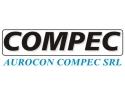 cabluri de tractiune. Logo Aurocon COMPEC SRL