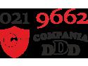 arie protejata. Compania DDD® - Experti in prestarea servciiilor DDD