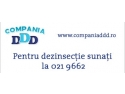 plase anti tantari. Firma dezinsectie - COMPANIA DDD