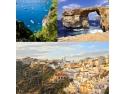 Insula Capri, Insula Gozo si Insula Santorini