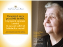 În sprijinul vârstnicilor singuri,  Fundaţia Principesa Margareta a României şi Europa FM îşi unesc forţele  într-o campanie de strângere de fonduri prin SMS la numărul 8834