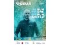 Semimaraton stafeta in 4. Afis Semimaraton Gerar