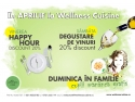 best wellness company. In APRILIE la WELLNESS CUISINE