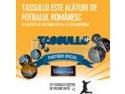 slogan Tassullo. Brandaffair a comunicat parteneriatul Tassullo si Cupa Romaniei Timisoreana