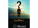 Akcees. Studiu: Cum arata antreprenoriatul in Romania?