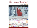 Tinerii pasionaţi de jurnalism sau consultanţă se pot înscrie la cea de a cincea ediţie Career Leader