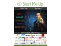 Bogdan Comanescu. Transforma-ti visele in realitate la Start Me Up