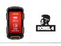 art glass. UTOK Dorel 4, rugged smartphone Quad Core cu standard IP68 si Gorilla Glass