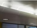 tavane instelate. Reinventeaza spatiul facand apel la tavanele casetate metalice