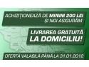 Livrare oriunde in Romania!
