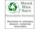 gestiune deseuri. Reciclarea deseurilor – o necesitate si in Romania