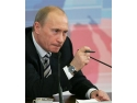 Putin interzice fumatul, nu si tigara electronica