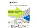 dezvoltare. ARCADIA va invita la conferinta DEZVOLTARE, COMERT, POLITICI EXTERNE SI DE SECURITATE