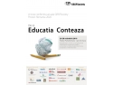 proiect romania 2020. GRSPSociety vă invita la conferinţa  Proiect România 2020: De ce educaţia contează