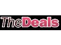 ipad air. MBDrăgan anunţă lansarea TheDeals, agregator de oferte, pentru Ipad