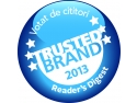strategie de brand. DOMO, 4 ani de Trusted Brand!