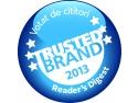 pozitionare de brand. DOMO, 4 ani de Trusted Brand!