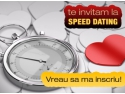 fast dating. Invitatie la Speed Dating in Centrul Vechi!