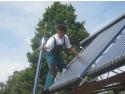 sisteme de panouri solare. .