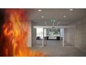 Usi rezistente la foc – protectie impotriva incendiilor eficienta enerfetica