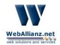Noua infrastructura WebAllianz NET SRL