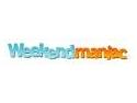 Un concept nou pentru mediul online romanesc - www.WeekendManiac.ro