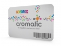 Air Optix Aqua. Cromatic Card
