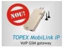 TOPEX anunţă lansarea echipamentului Mobilink IP în cadrul evenimentului Communic Asia 2009, Singapore, în perioada 16-19 iunie