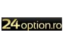 Cea mai simpla modalitate de a tranzactiona on-line este pe 24option.com!