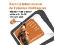 marci postale. 6 marci internationale in premiera in Romania  la RoFrancize