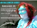 garage hall. Un Halloween A!urit in Gabroveni 24