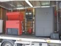 centrale termice in condensare. Centrala termica pe peleti Biodom