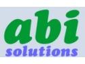 ABI SOLUTIONS anunta participarea sa la salonul BABY EXPO, salon dedicat copiilor intre 0-5 ani, viitoarelor mamici si tinerilor parinti.
