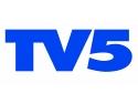 TV5: Noile ore de difuzare a filmelor şi serialelor