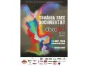 Afisul festivalului Docuart Fest 2014
