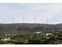 eolian. Parcul eolian al fabricii de ciment Lafarge din Tétouan, Maroc, a fost înregistrat la Consiliul Executiv pentru CDM  (Mecanism de dezvoltare curată)