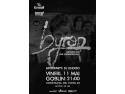 byron lanseaza DVD-ul Live Underground la Constanta pe 11 mai si  la Targoviste pe 12 mai