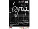 byron lanseaza DVD-ul Live Underground la Iasi pe 19 mai si la Piatra Neamt pe 20 mai