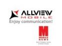 allview. Castiga cu MobileNews si Allview terminalul Allview Dual SIM E1 Tickle!  Descopera placerea de a comunica!