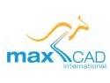 AutoTrack în România şi Republica Moldova prin MaxCAD International