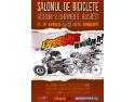 biciclete pliabile. Afis SALONUL DE MOTOCICLETE, Accesorii si Echipamente