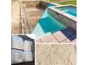 Bentonita Sodică: Material Ideal pentru Hidroizolare Fundații de Piscine, Rigole, Rezervoare