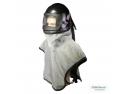 Capotă sablare pentru protecția capului (cască sablare), model TITAN II by GritSablare
