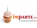 Comunitatea caritabila Imparte.ro a implinit un an de la relansarea in formatul actual