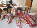 paine. Vel Pitar a donat 5.703 felii de paine prin Imparte.ro pentru fundatiile inscrise in portal