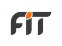 Fit Famous. Logo FIT
