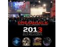 games. PC Garage este partener oficial Computer Games la DREAMHACK Bucharest 2013